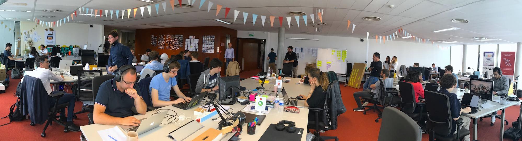 Plateau startups Sud Ouest